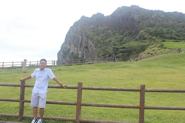 Don't Leave Jeju Island Without Hiking Seongsan Ilchulbong (Sunrise Peak) -성산일출봉