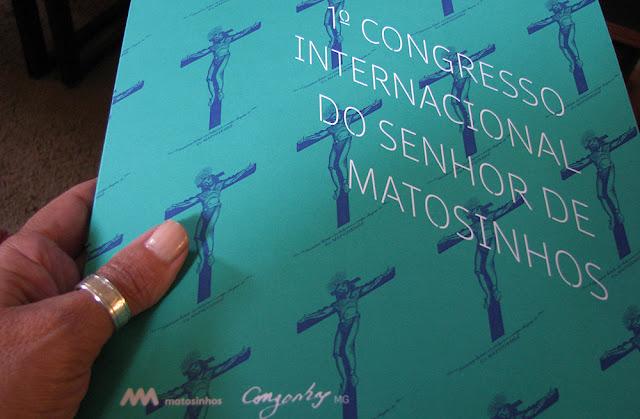 apresentação do I Congresso Internacional do Senhor de Matosinhos