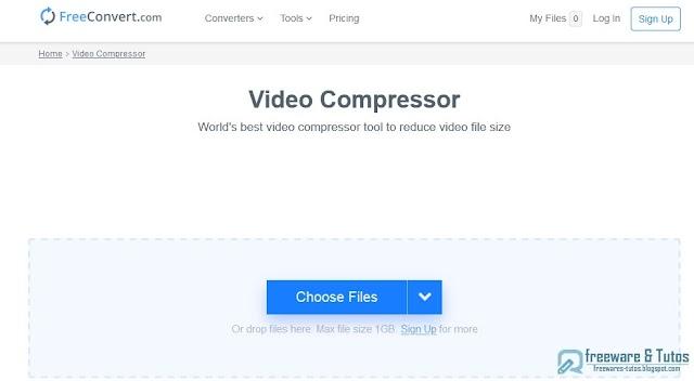 Video Compressor : un autre outil pour compresser ses vidéos en ligne