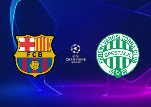 Barcelona vs Ferencvaros -Highlights 20 October 2020