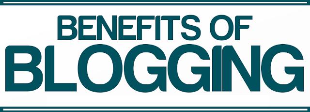 Benefits Of Blogging #infographic