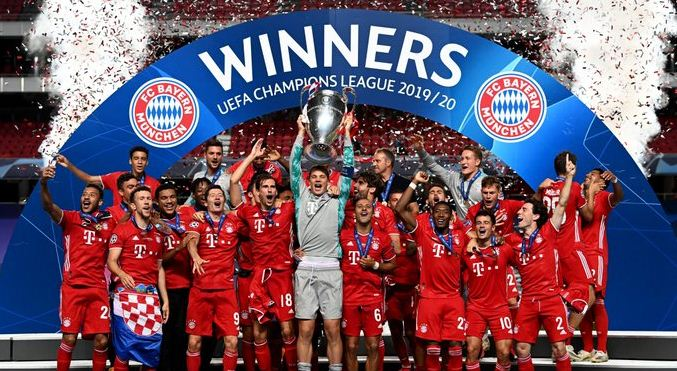 PSG vs Bayern München 0–1 Highlights Final Liga Champions