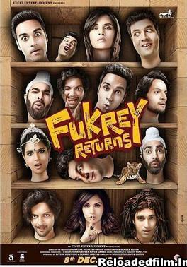 Fukrey Returns (2017) Full Movie Download 480p 720p 1080p