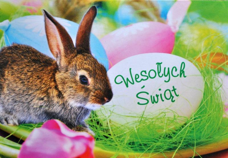 Wielkanocne pocztówki