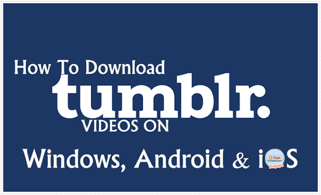 Tumblr Videos Download