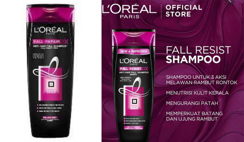 L'ooreal Paris Fall Resist 3X isi 330 mili