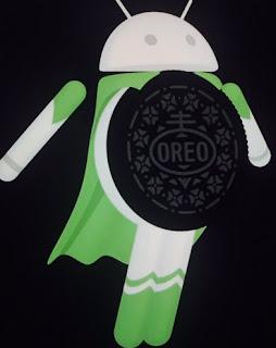 Gambar Oreo Kabarnya Akan Di Sisipkan Ke Dalam Android O