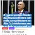 DEPUTADO FÁBIO HENRIQUE, DESTINA 500 MIL PARA O COMBATE AO CORONA VÍRUS EM SÃO CRISTÓVÃO