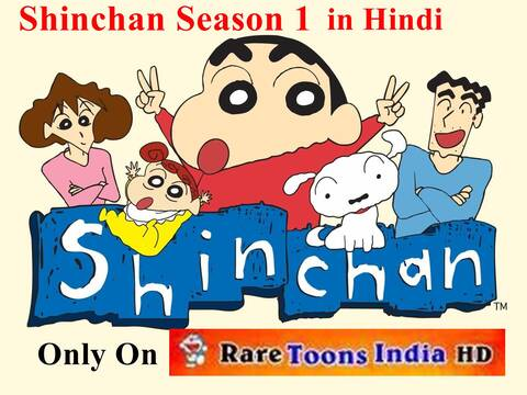 Shinchan Season 1 Hindi Dubbed Episodes Download HD