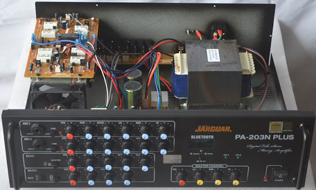 Amply Jarguar 203N Plus Bluetooth (NH)