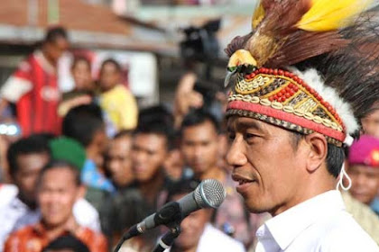 Pak Jokowi, Ayo Ke Papua Temui Rakyat Anda