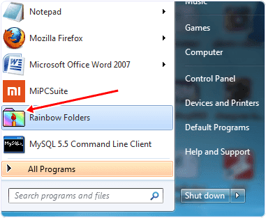 How To Change Folder Color In Windows 7, 8, 10 Windows PC