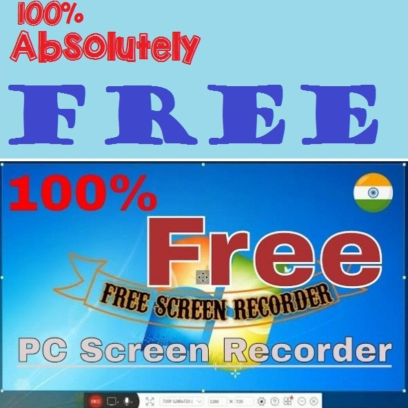 PC Screen Recording Software Free Download