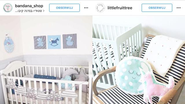 poduszki do pokoju dziecięcego