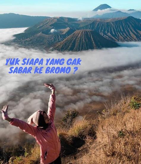 Info Open Trip Bukit Bromo