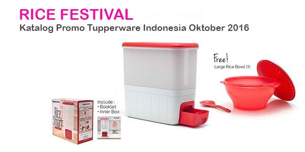 Tupperware Indonesia Promo Oktober 2016