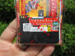 baterai Siemens C55, M55 merk Valentine