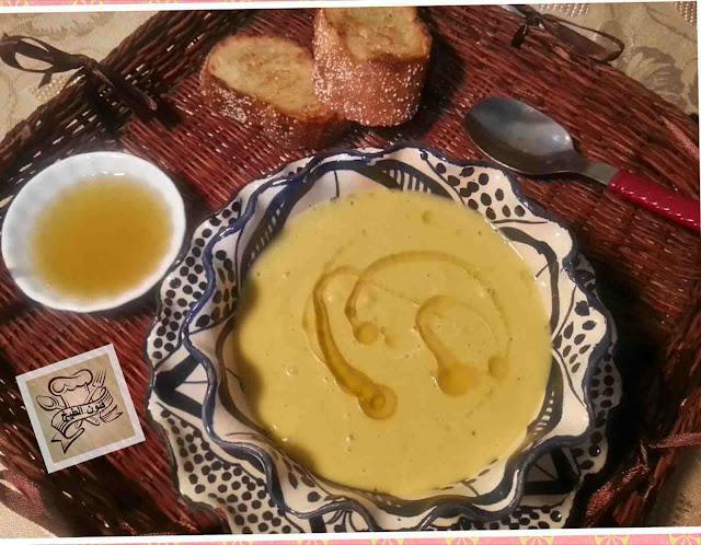 البيصارة,البيصارة المغربية,حساء الفول,الفول,bissara marocain,bissara
