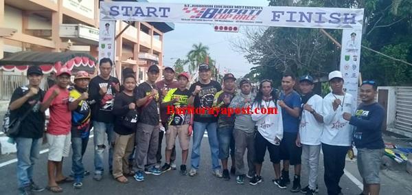 Seleksi Kejurda Motorprix Bupati Cup Race 2019 Resmi Dibuka