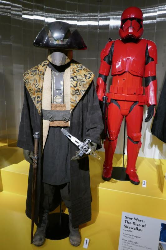 Rise of Skywalker Lando Calrissian Sith Trooper costumes