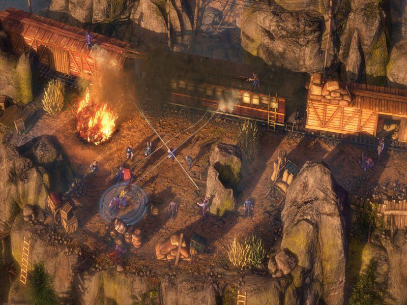 Desperados III PC Game Free Download