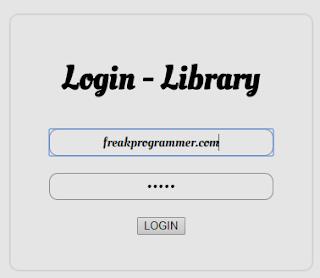 Source Code Aplikasi Perpustakaan dengan PHP & MySQL
