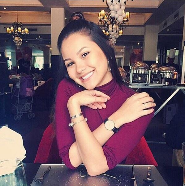 Biodata dan Profil Alyssa Daguise
