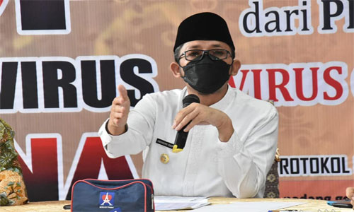 Wako Hendri Septa; Pesantren Ramadhan Komitmen Untuk Memberi Pembekalan Ilmu Agama Bagi Anak-Anak ,Klaster Baru Covid-19 Bukan Pesantren Ramadhan