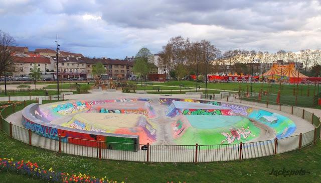 Skatepark Argenteuil