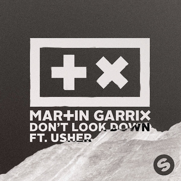 Martin Garrix - Don't Look Down (feat. Usher) - Single Cover