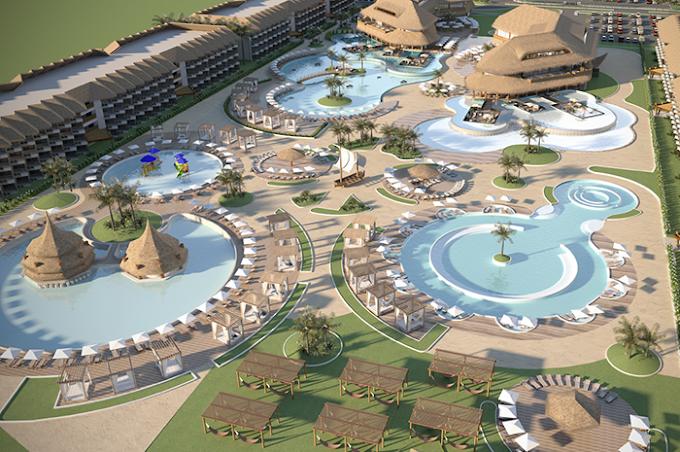 Nordeste ganhará 2 mega resorts com parque aquático nos próximos anos!