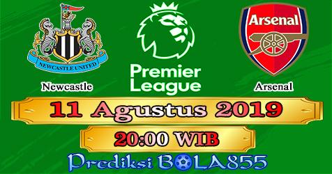 Prediksi Bola855 Newcastle vs Arsenal 11 Agustus 2019