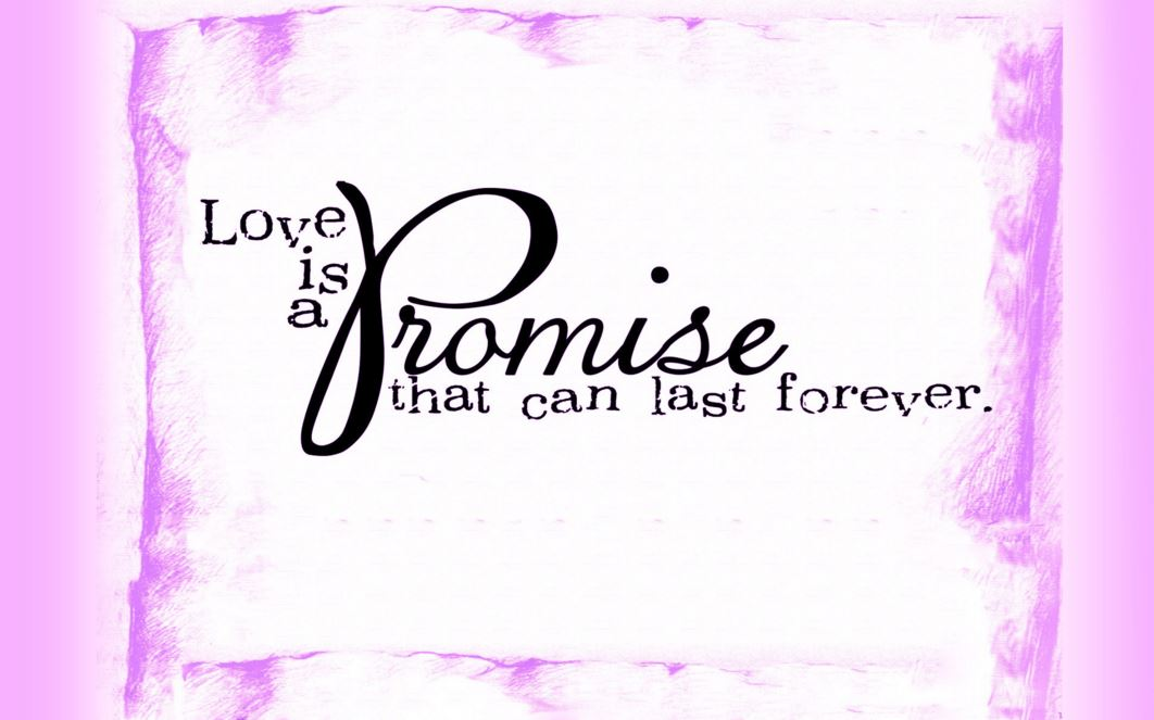 Happy Promise Day Images, HD Wallpapers, Messages, Quotes