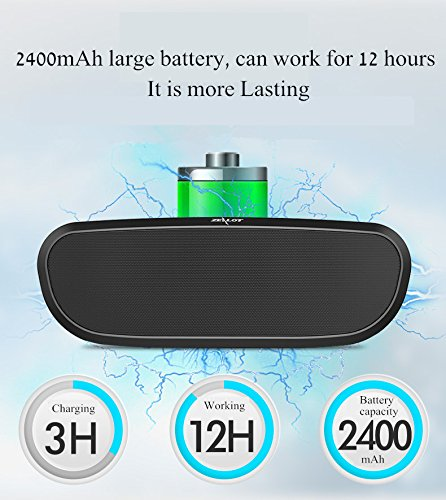 (Ulasan) Zealot S9 Wireless Speaker