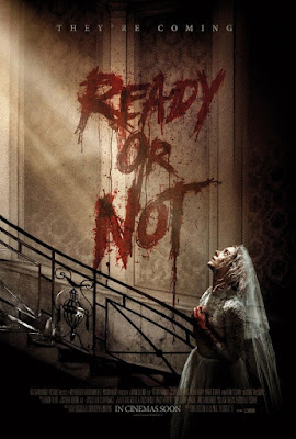 Ready or Not [2019] [DVD R1] [Latino]