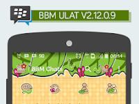 BBM Ulat V2.12.0.9 Apk Terbaru