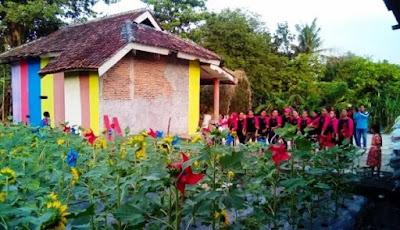 Taman Bunga Matahari Bekasi