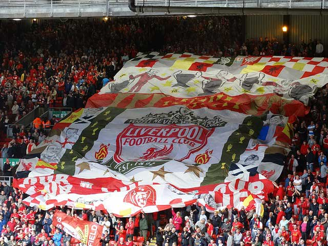 Liverpool v Manchester United 22 September 2012