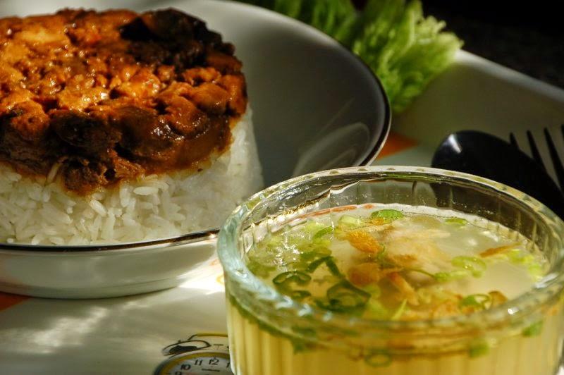 Resep Sederhana Nasi Tim Ayam Gampang Cara Membuatnya
