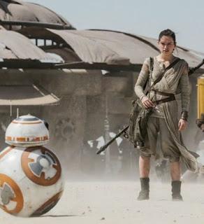 Star Wars - Rey - BB8