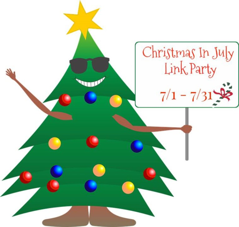 Christmas in July Link Party!!