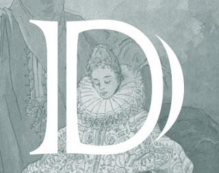 Lettrine D Dulcinée
