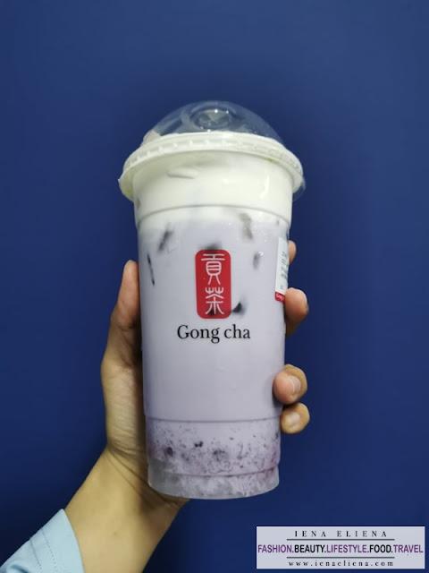 Gong Cha 12.12 Birthday Drink
