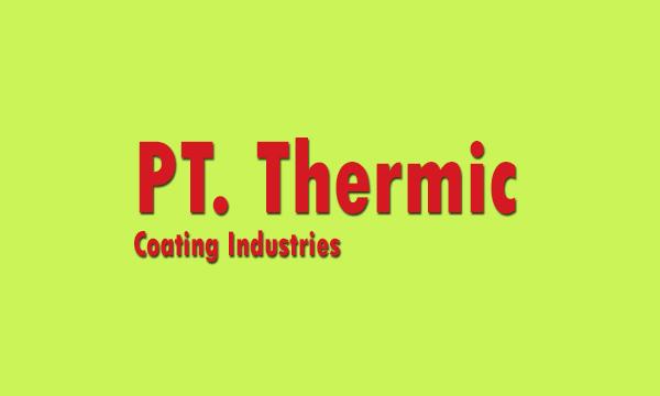 Lowongan Paling Baru Wilayah Jakarta PT Thermic Coating Industries 2017