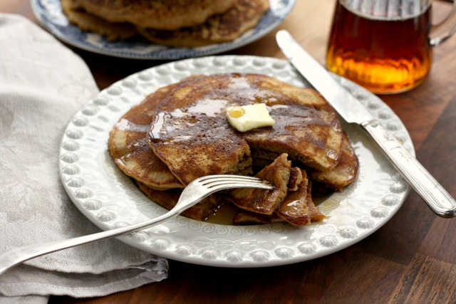 Wholesome Buckwheat Buttermilk Pancakes Recipe