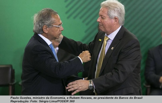 www.seuguara.com.br/Banco do Brasil/Rubem Noaves/Paulo Guedes/rabo preso/