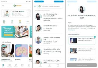 Review Aplikasi Kesehatan Masa Kini SehatQ.com