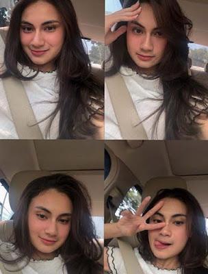 Raisya Bawazier Selfi