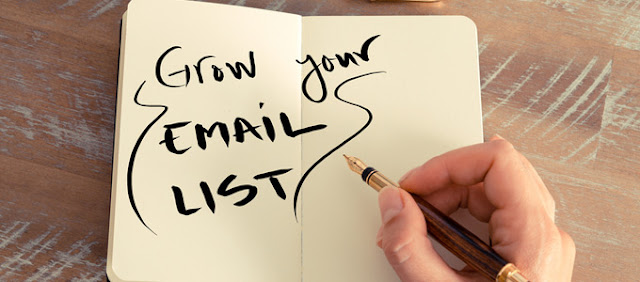 How to Build a Mailing List With Incentives