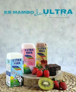 Ide Resep Membuat Es Mambo Ala Ultra